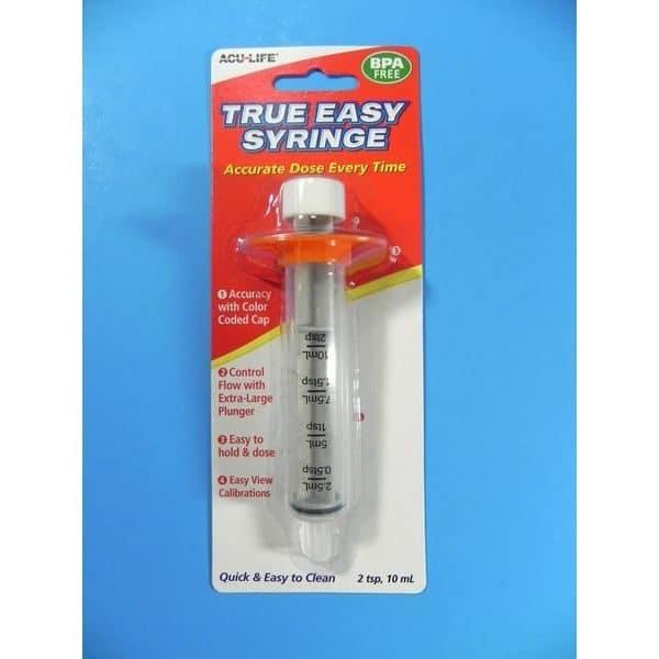 True Easy Syringe